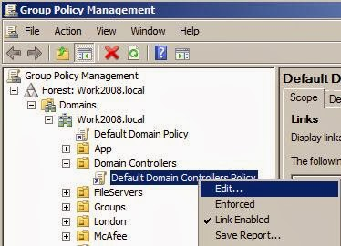 how to open group policy management console through command line