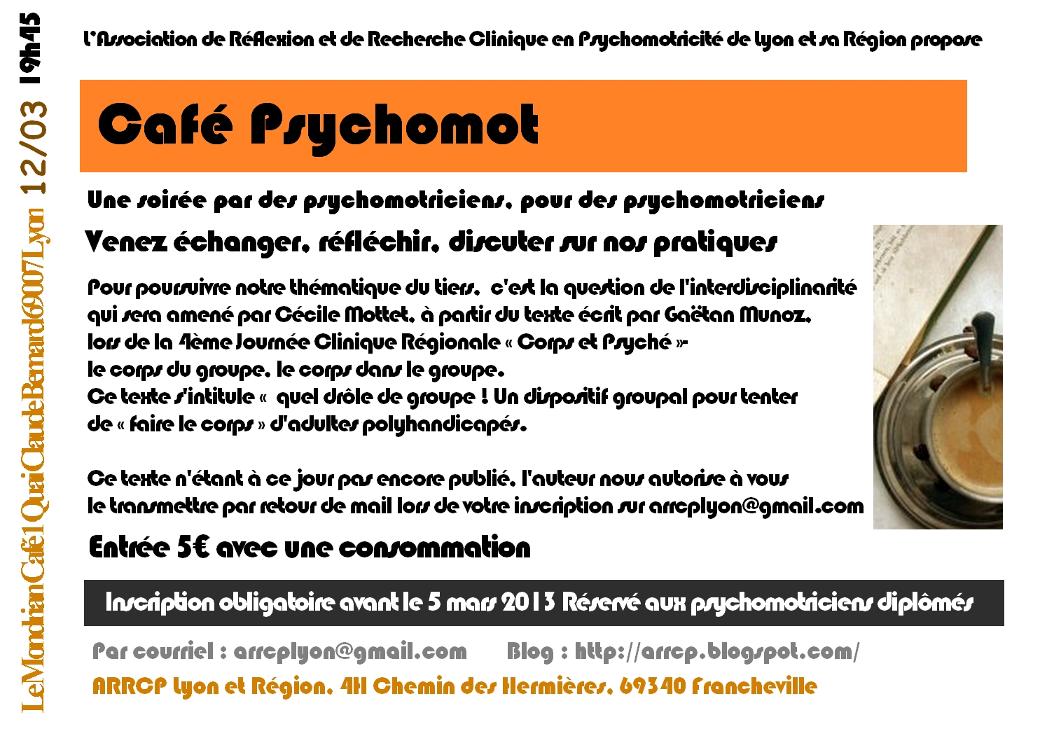 Caf Ef Bf Bd Psychomot Lyon
