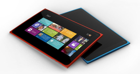 Tablet Nokia Lumia 2013