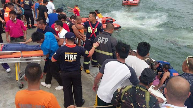 search and rescue operations ongoing