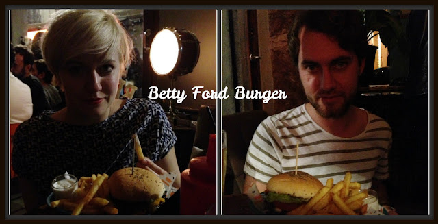 Burger, Barcelona, Betty Ford's
