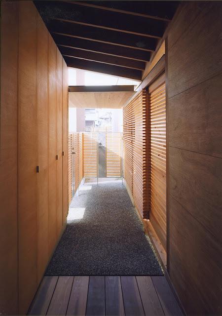 Japan Wood House 08