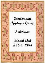 Castlemaine Applique Group 's Exhibition