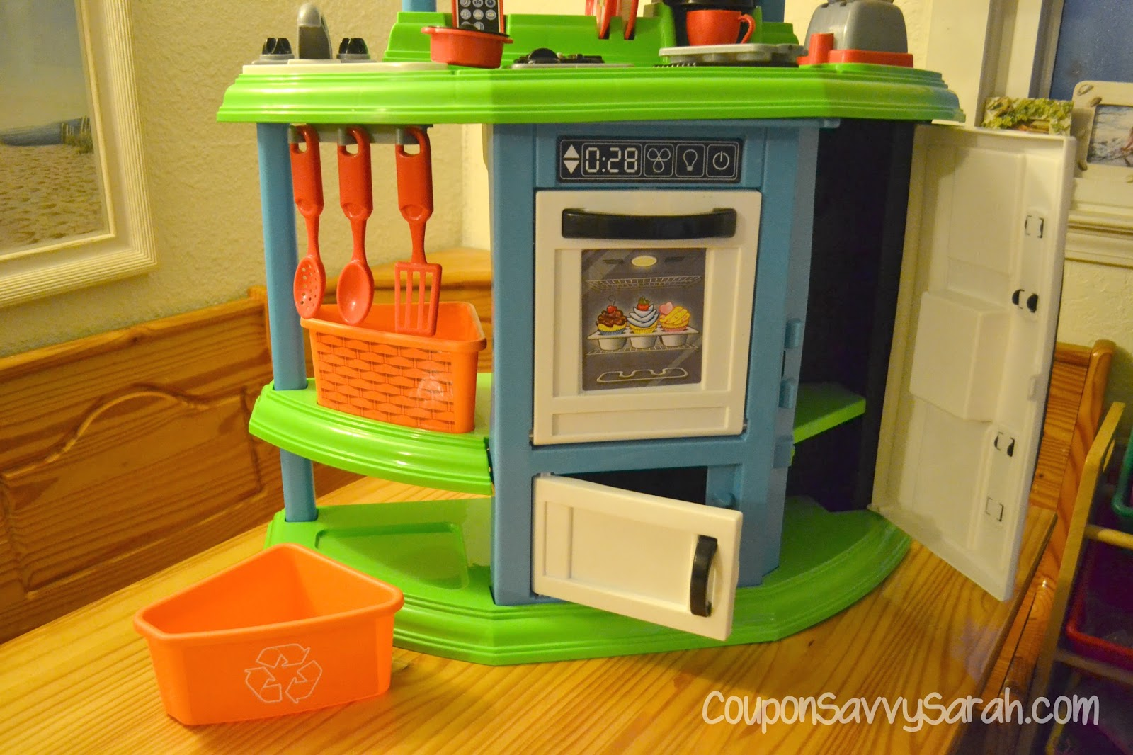 Coupon Savvy Sarah Get Cooking With The Cozy Comforts Kitchen From American Plastic Toys
