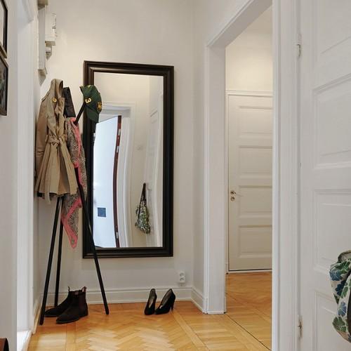 espejos en el pasillo o hall buenas ideas decorando mejor