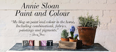 Annie Sloan • Paint  & Colour