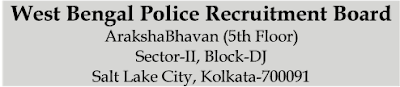 West Bengal Police Recruitment 2015 Apply online policewb.gov.in