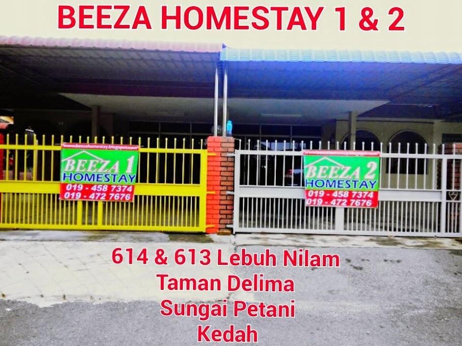 BEEZA HOMESTAY SUNGAI PETANI, KEDAH