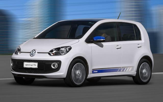 Volkswagen Up! Spee-Up! TSI