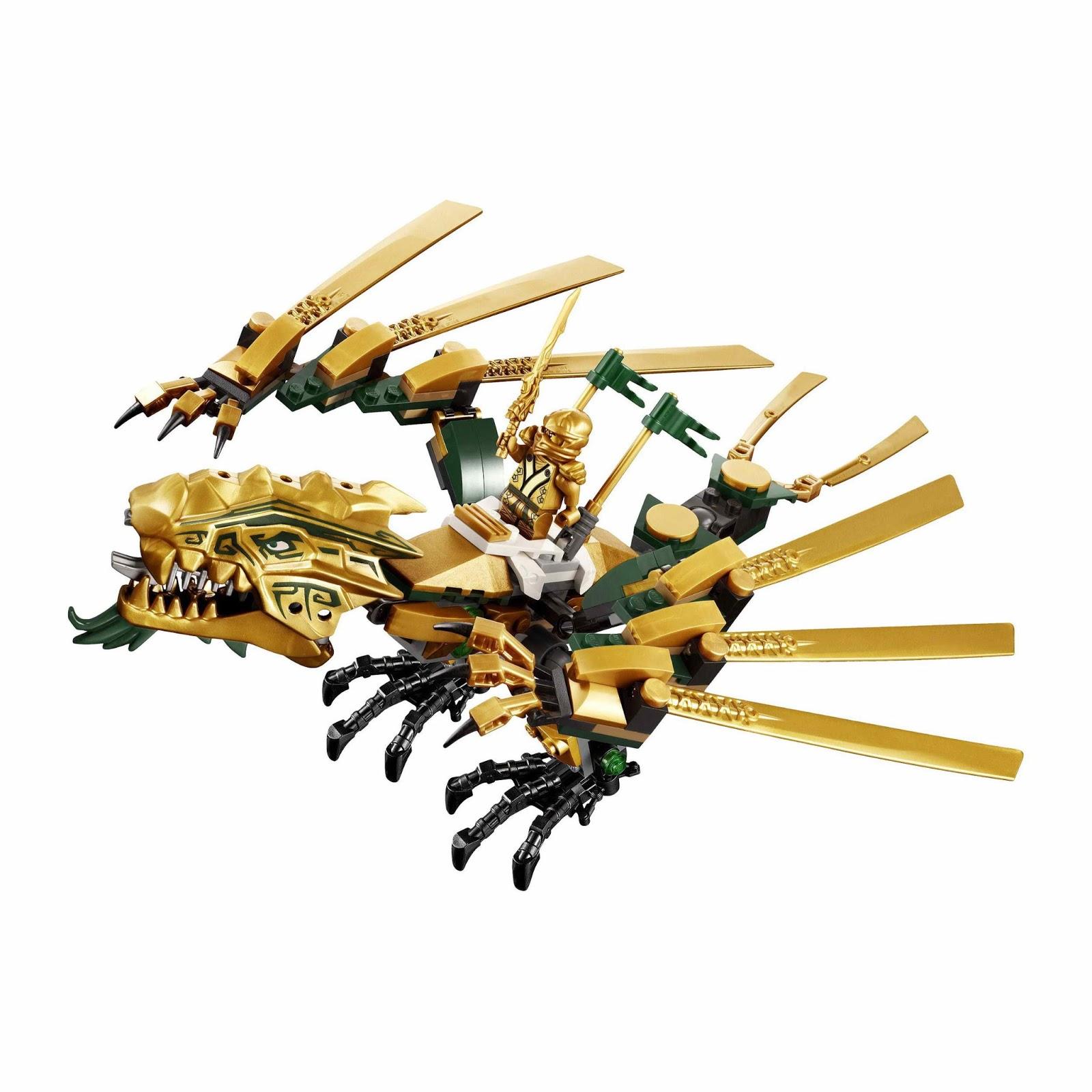 Repubblick set database lego 70503 the golden dragon - Dragon ninjago lego ...