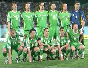 منتخب توجو , يخرج المنتخب الجزائرى , من بطولة كأس الامم الافريقية