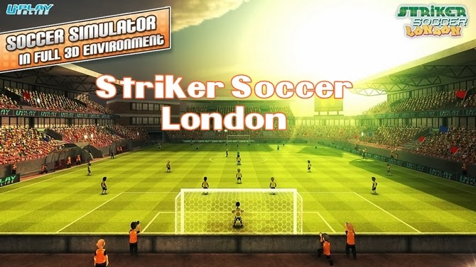 Striker Soccer London v1.5.2 Apk Free