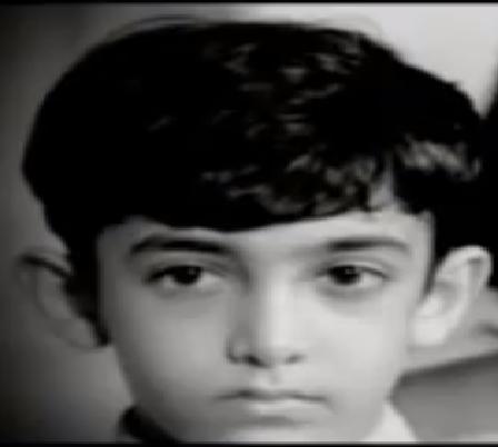 Aamir Khan Childhood Photos | Photobundle