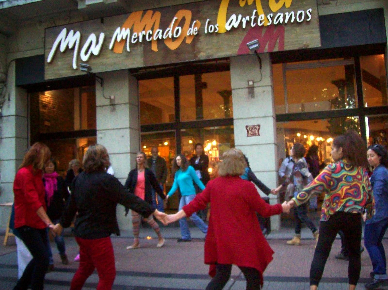 Danzas en el Mercado, noviembre 2014