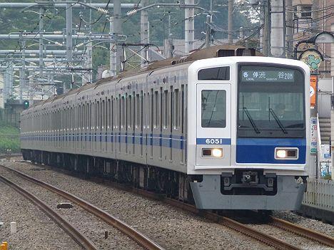 東京メトロ副都心線 各停 渋谷行き5 西武6000系