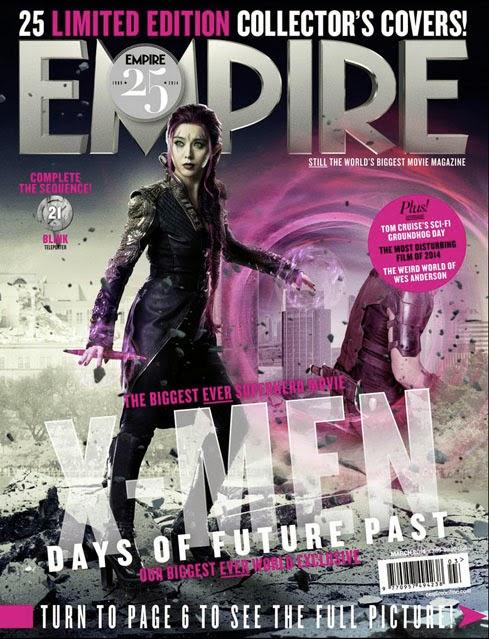X-Men Giorni di un futuro passato personaggi