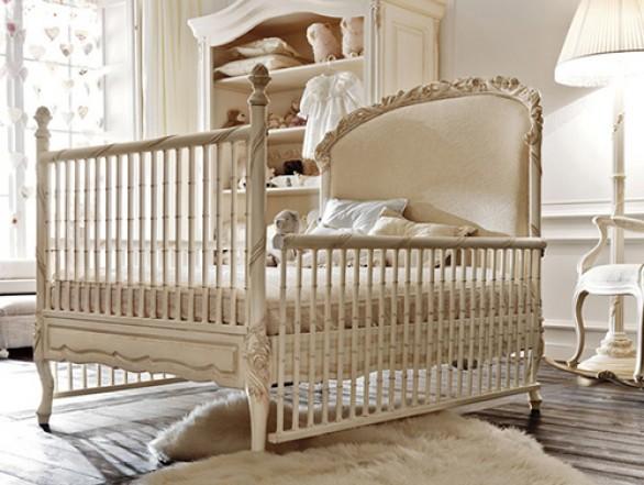 Muebles de lujo dormitorio infantil de Savio Firmino  Ideas para
