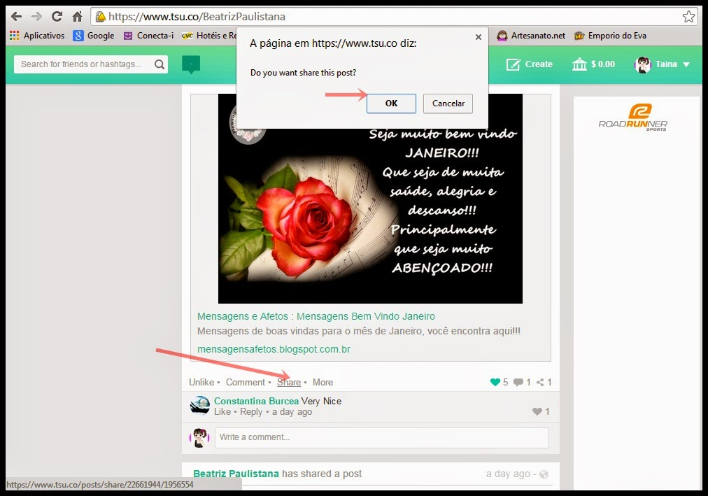 TSU nova rede social que paga os usuários - Pequenos Grandes Pensantes