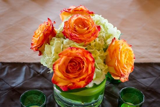 beautiful floral centerpiece arrangement