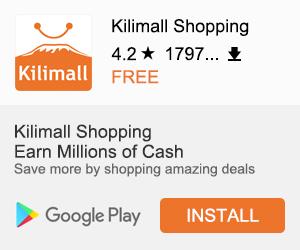 Kilimall online shopping APP