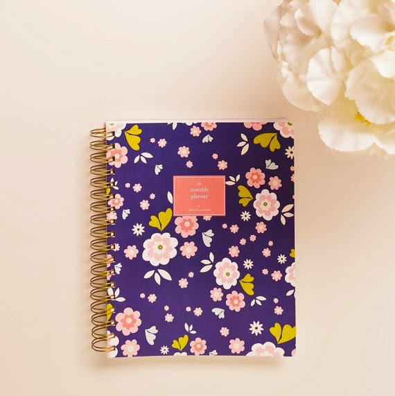 2015 Monthly Planner from ShePlans