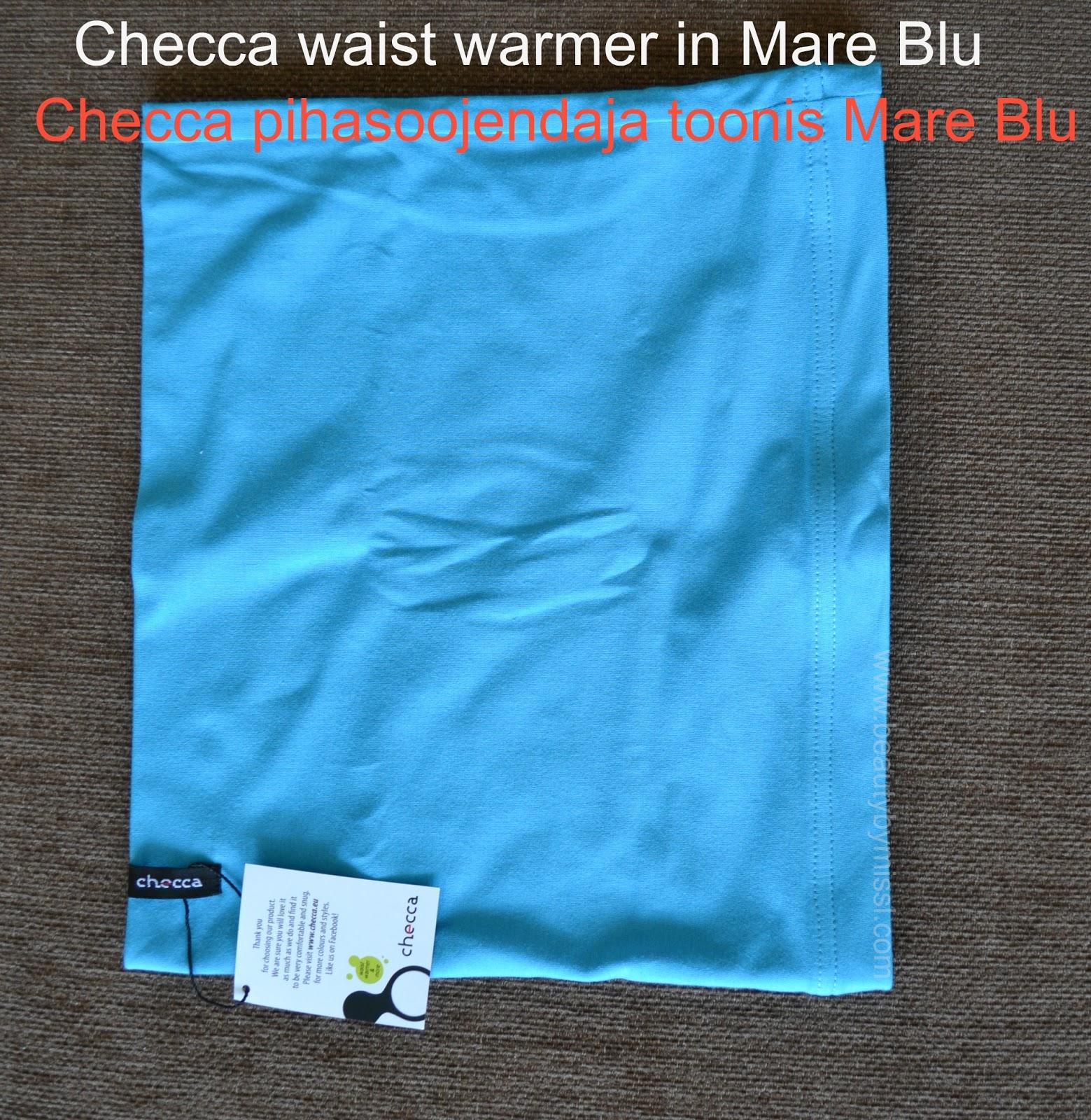 checca pihasoojendaja Mare Blu