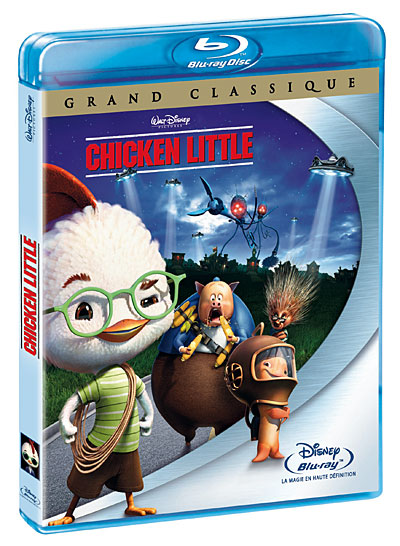 Download Chicken Little 2005 in Hindi at Blogspot by i-m-4u.blogspot