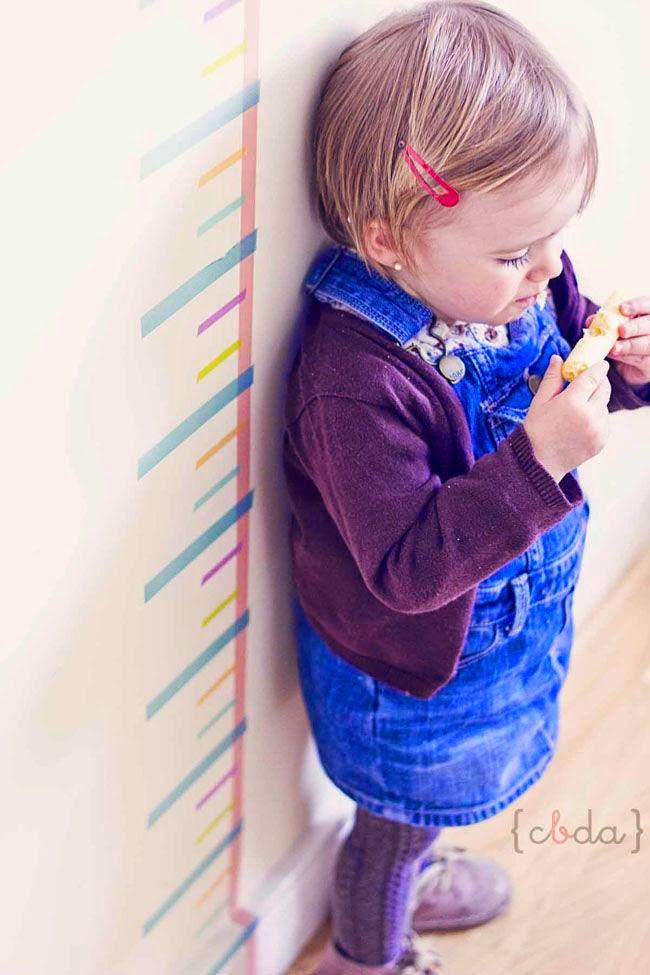 Ondeugende Spruit Washi Tape DIY