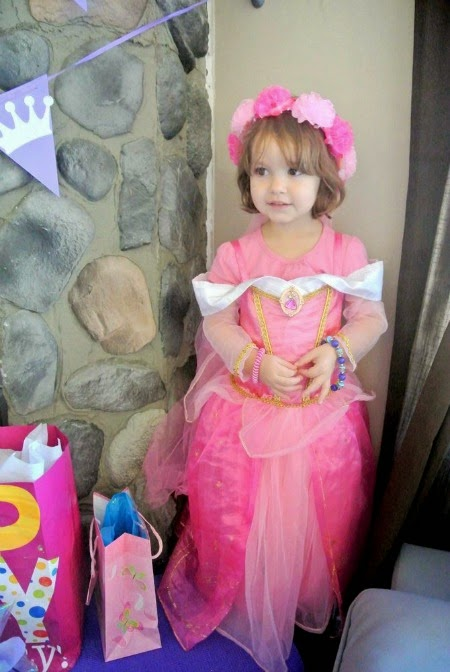 Ideas for a Perfect Little Princess Party