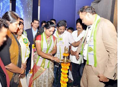 Telangana Jagruthi Maharashtra wing unveiled