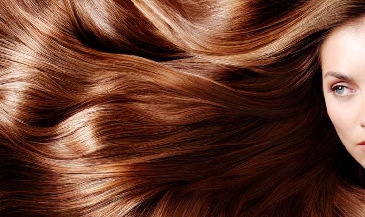 فوائد خل التفاح للمعان الشعر