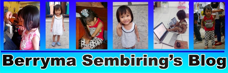 Berryma Sembiring's Blog
