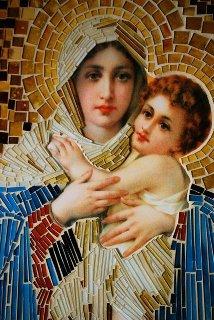 Resultado de imagem para Senhora, Mãe do belo amor e da santa esperança