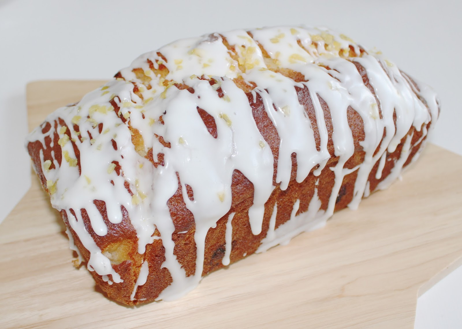 Loaf cakes recipes lemon drizzle