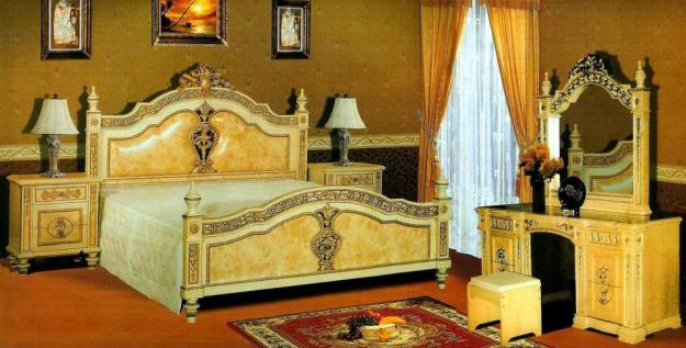 What She Likes: Bedroom Furniture