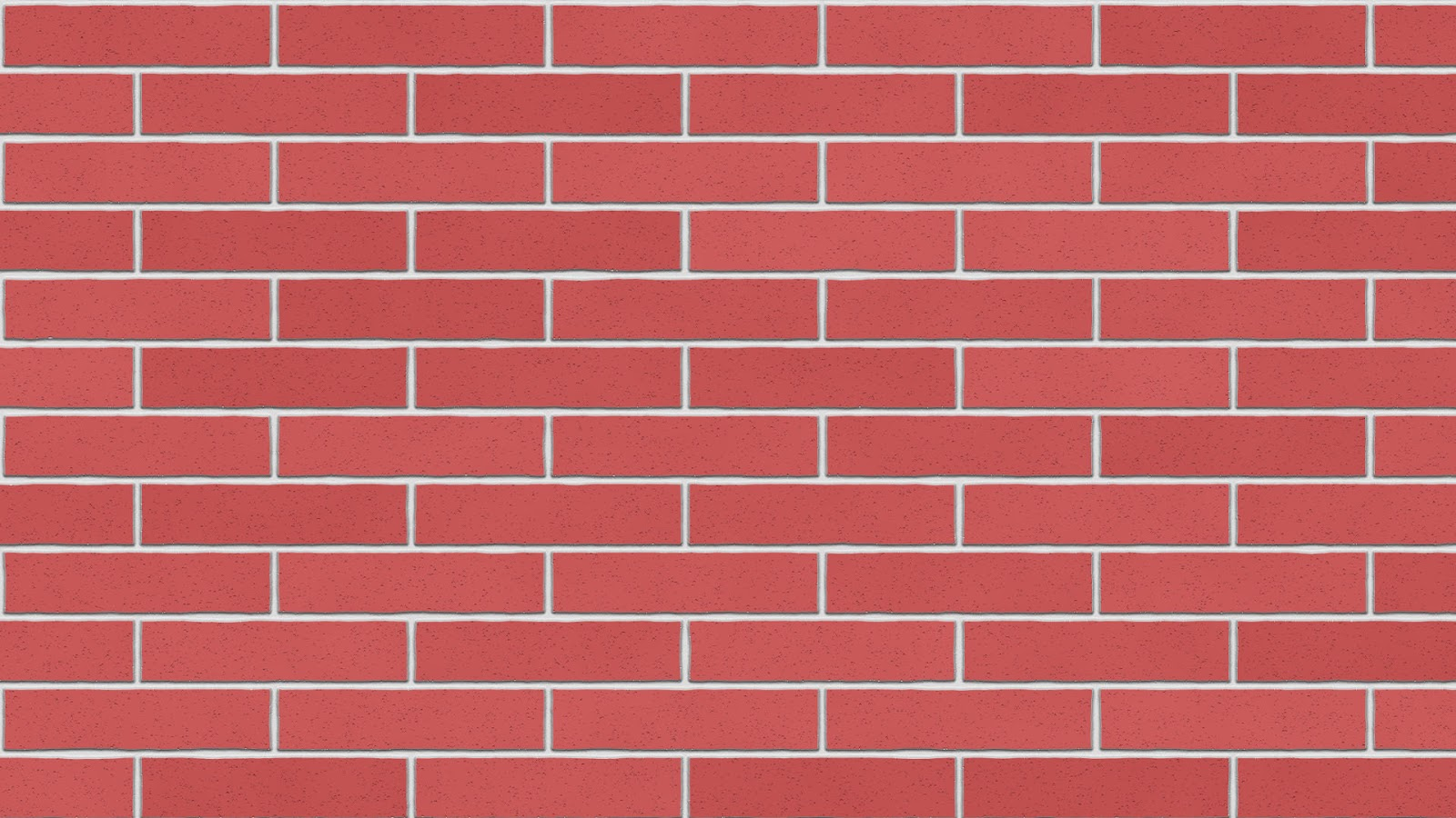 Stenen Voor Muur In Tuin : Red Brick Wall