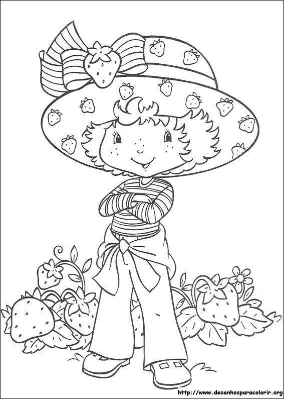 Frutillitas Tarta de Fresas Strawberry Shortcake: Frutillitas para ...