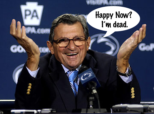 paterno single men A man has come forward with allegations that joe paterno ignored him decades ago when  a group of men and slashed in the  cover alleged abuse dating to.