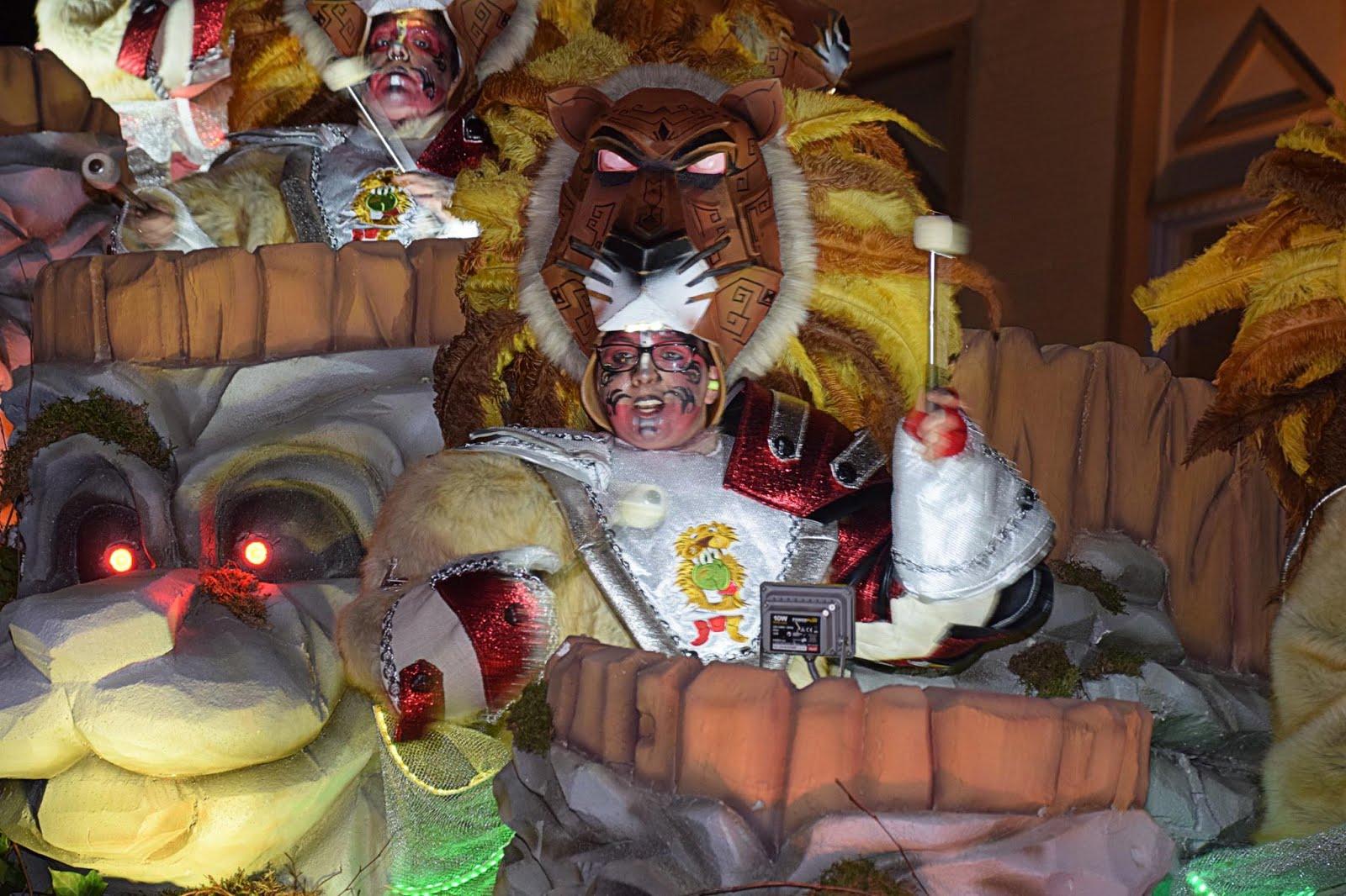Volgorde 90e carnavalsstoet