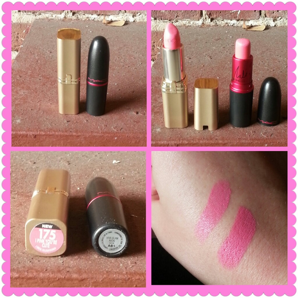 Thee Glitter Bee: DUPE ALERT!! L'Oreal I Pink You're Cute ...
