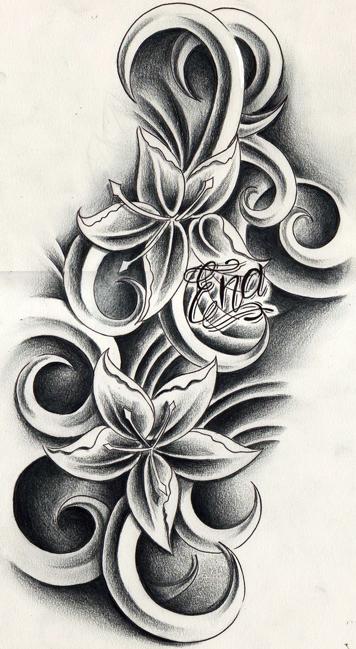 custom tattoo design joannerendell. Black Bedroom Furniture Sets. Home Design Ideas
