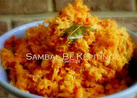 RESEP SAMBAL BE KEPITING