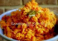 RESEP SAMBAL BE KEPITING