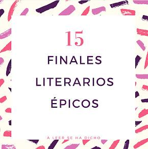 15 Finales Épicos
