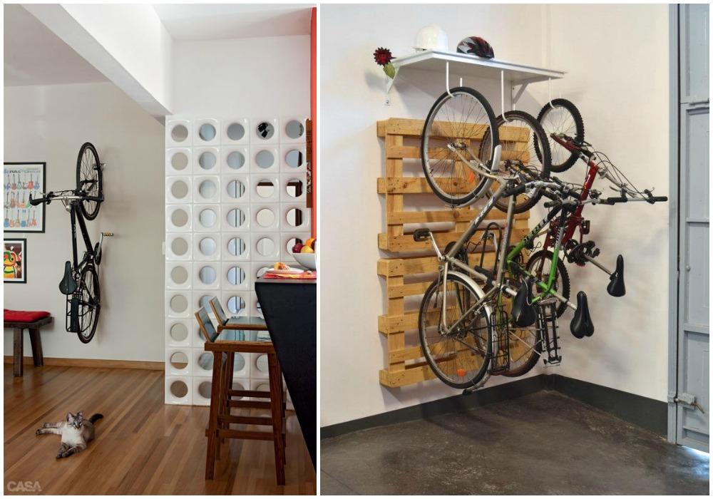 Neo arquitecturaymas ideas para colgar la bicicleta en casa for Ideas para la casa