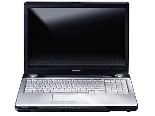 Service Laptop Toshiba Satellite A200 error