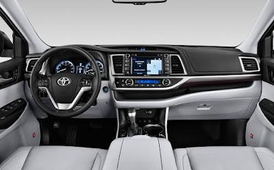 2017 Toyota Highlander Release