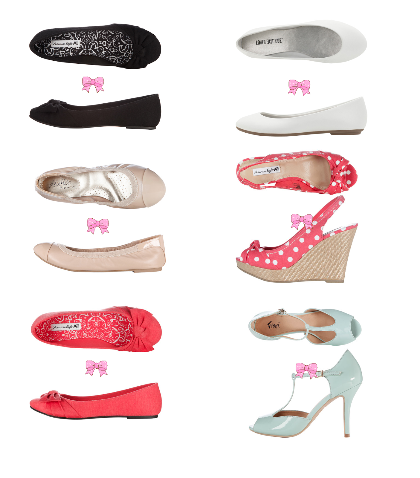 A girls guide to life ♡: Cute shoes for cheap ♡