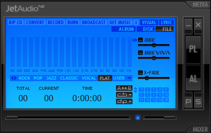 INVI Pro N2 (Jet Audio Skin) Full Download