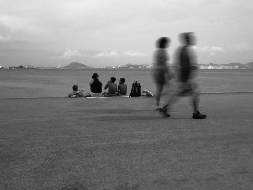 Um dia no Aterro, by Guillermo Aldaya / PhotoConversa